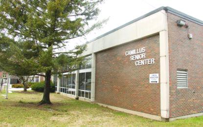 Upcoming events at Camillus Senior Center