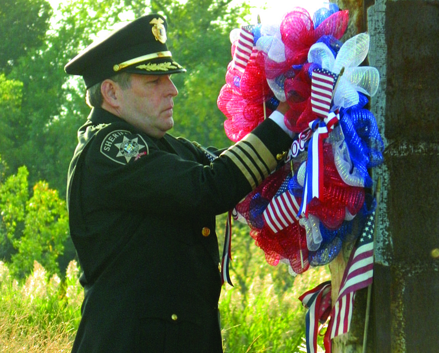 Upcoming 9/11 ceremony in DeWitt will pay homage to those lost and impacted by tragedy