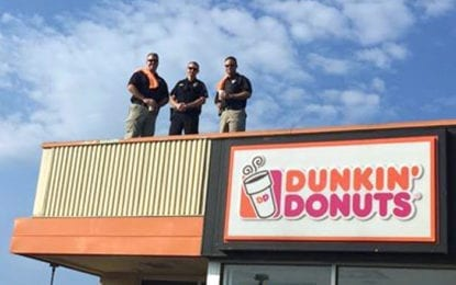 DeWitt, Manlius PD to participate in 'Cops on Top' fundraiser
