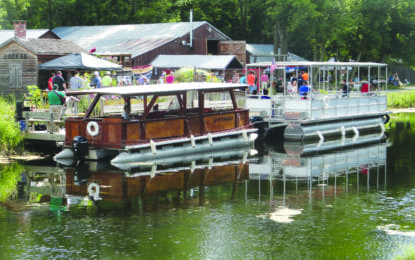 Celebrating the Erie Canal