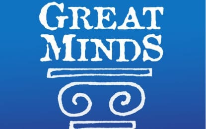 Great Minds/Great Ideas Lecture series returns this month