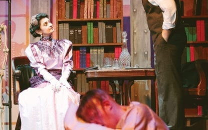 Theater review: 'Elephant Man' roars!