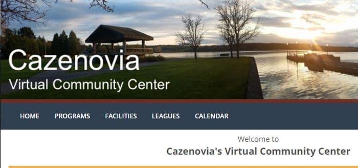 Cazenovia 'Virtual Community Center' launched
