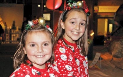 'Polar Express,' pajama parties return for MOST holiday tradition