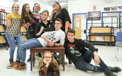 "Spartan Stage to present ""Almost, Maine"""