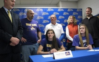 Tedesco, Carges Announce Plans for College Volleyball