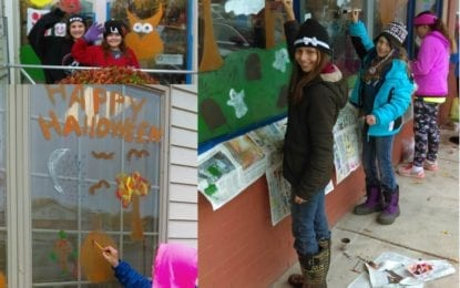 Parks and rec corner: Village Halloween window painting takes place Oct. 28
