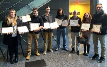 MPH student publications win gold