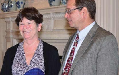 Driscoll receives lifetime achievement award from New York State