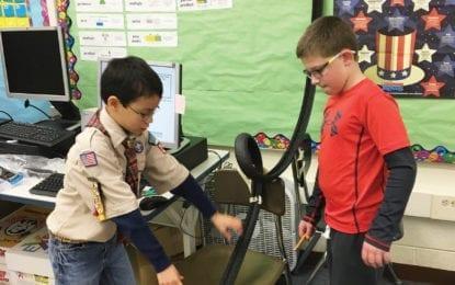 Engineering the future: Van Buren Elementary hosts after-school STEM program