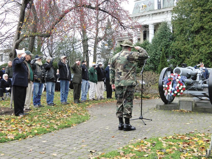 Post 88 announces Veterans Day events
