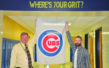 Educator savors Cubs victory