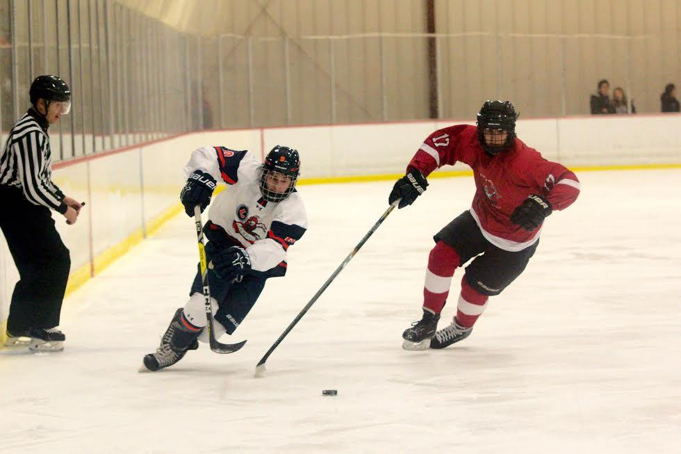 Hockey Warriors go through 1-2 week