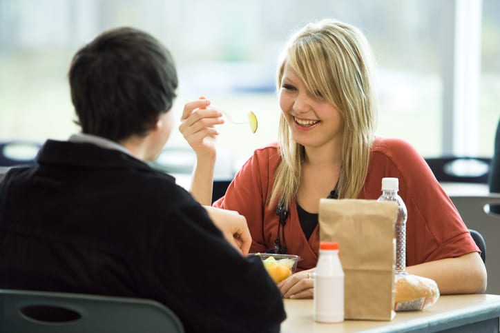 B'ville schools: Lunch revenue up slightly, changes coming to menu