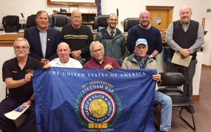 Cicero Town Board recognizes 50th anniversary of Vietnam War