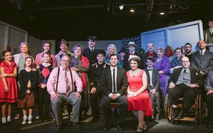 Theater Review: Hope for the Holidays – CNY Playhouse brings 'It's a Wonderful Life' to life on stage