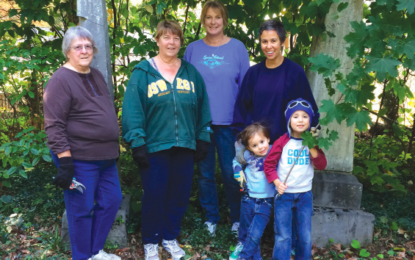 Betsy Baldwin chapter celebrates Day of Service