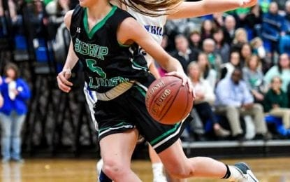 Ludden girls push to win over Westhill