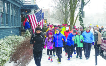 Skaneateles Lions to host resolution run on New Year's day