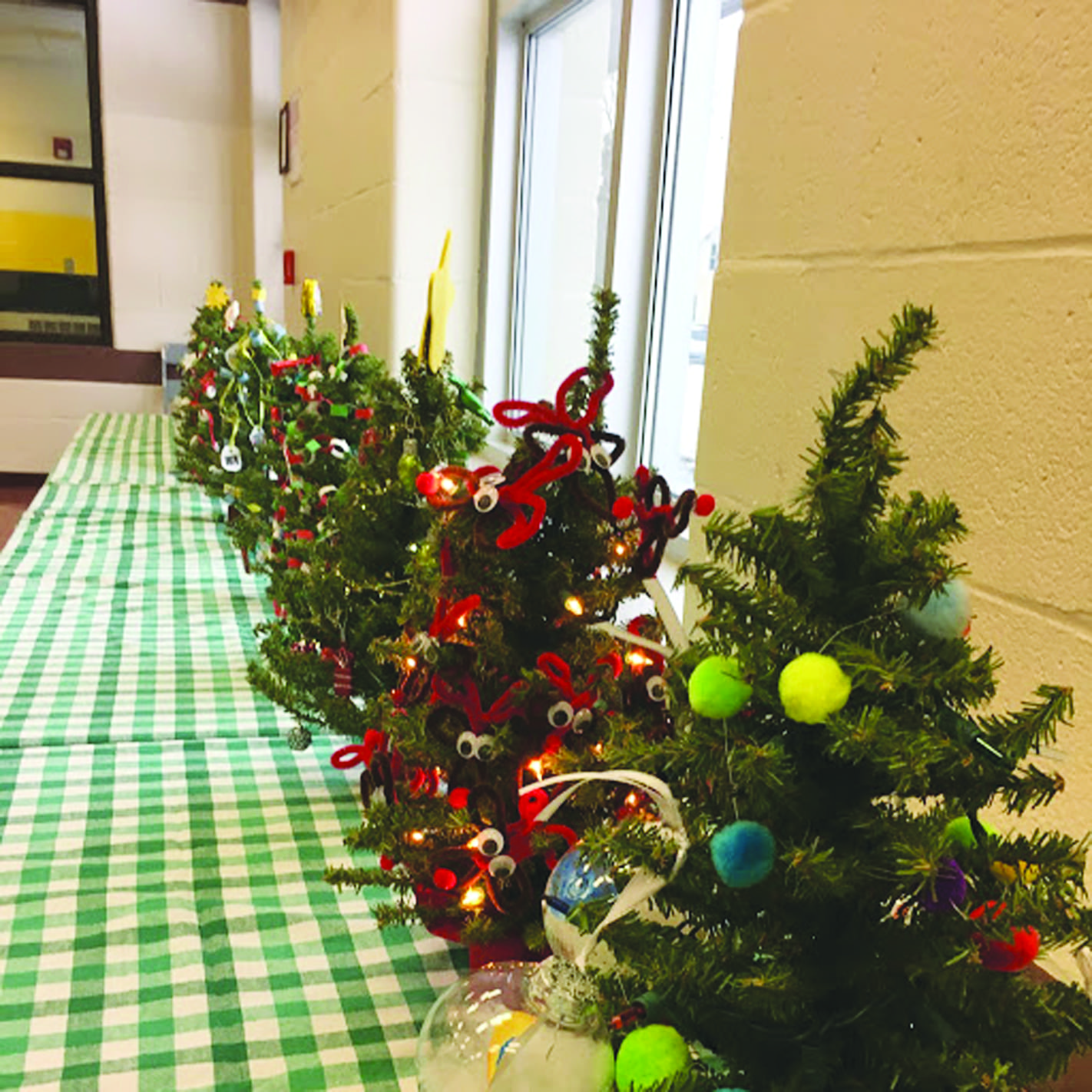 State Street students help make holidays a little brighter