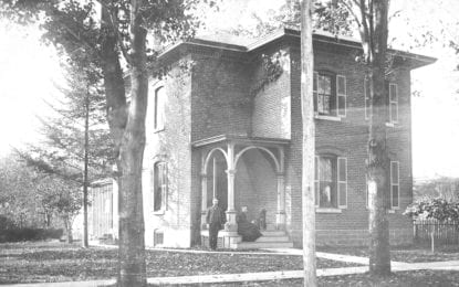 Baldwinsville History Mystery: Do you know anything about this picture?