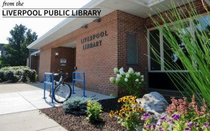 From the Liverpool Public Library: Drop In anytime at LPL
