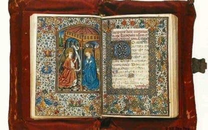 "Next ""Art for Kids"" Program to explore the world of illuminated manuscripts"