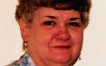 Diana Sue Russett, 72
