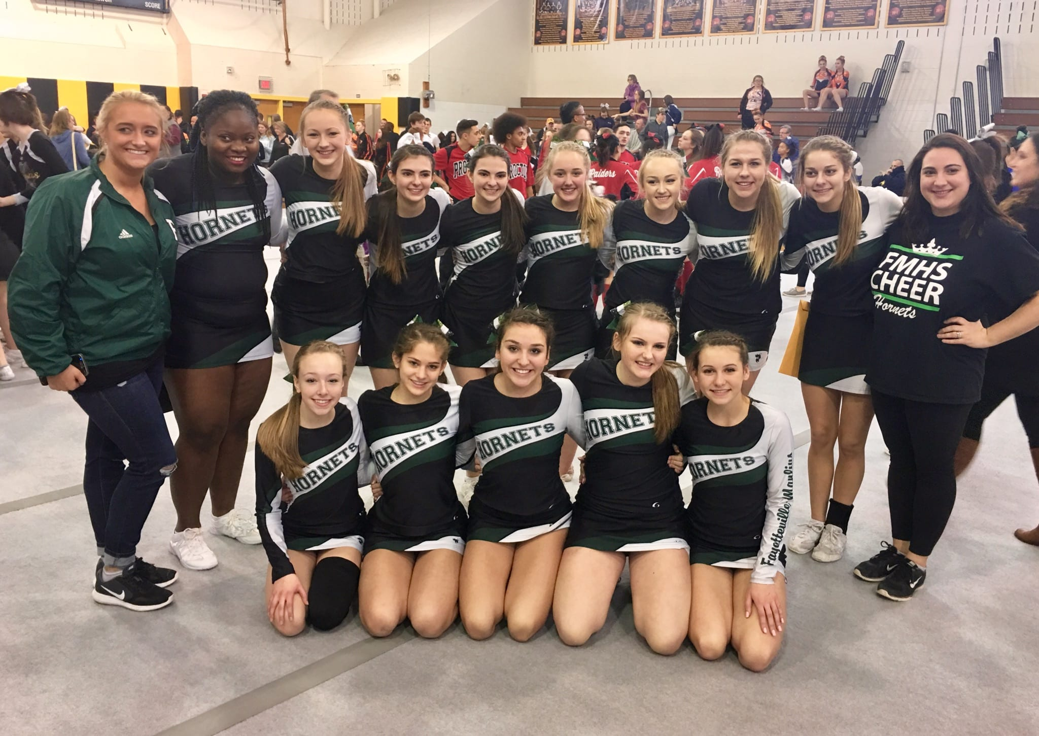 F-M Cheer advances to state finals