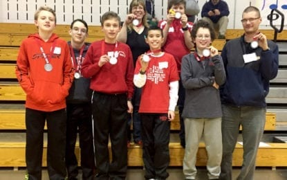MPH First Lego Team qualifies for regional championship