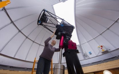 Astronomer to speak about extra-solar planets and their potential for supporting life