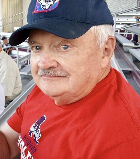 Frank E. Reynolds, 80