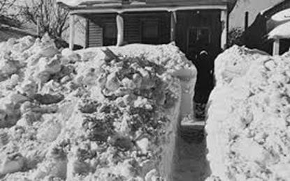 Historic Moment: Blizzard of 66