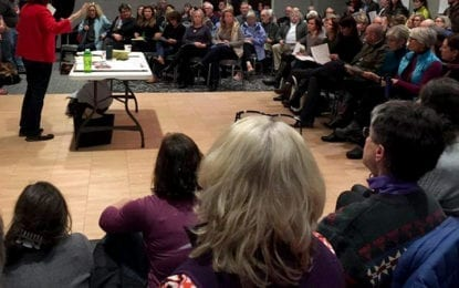 New organization calls Cazenovians to political action