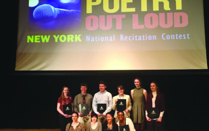 Area students bring poetry to life at OCC