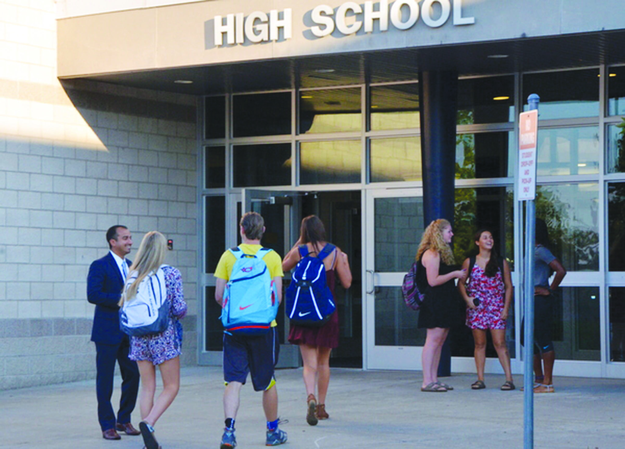 School district to receive safety award