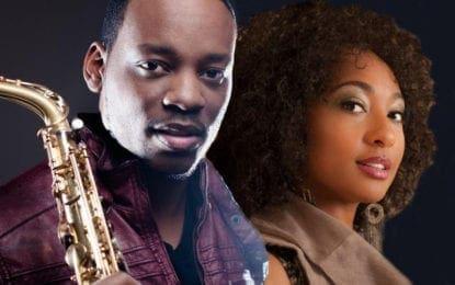 CNY Jazz presents Black History Month Cabaret with Jackiem Joyner and Selina Albright