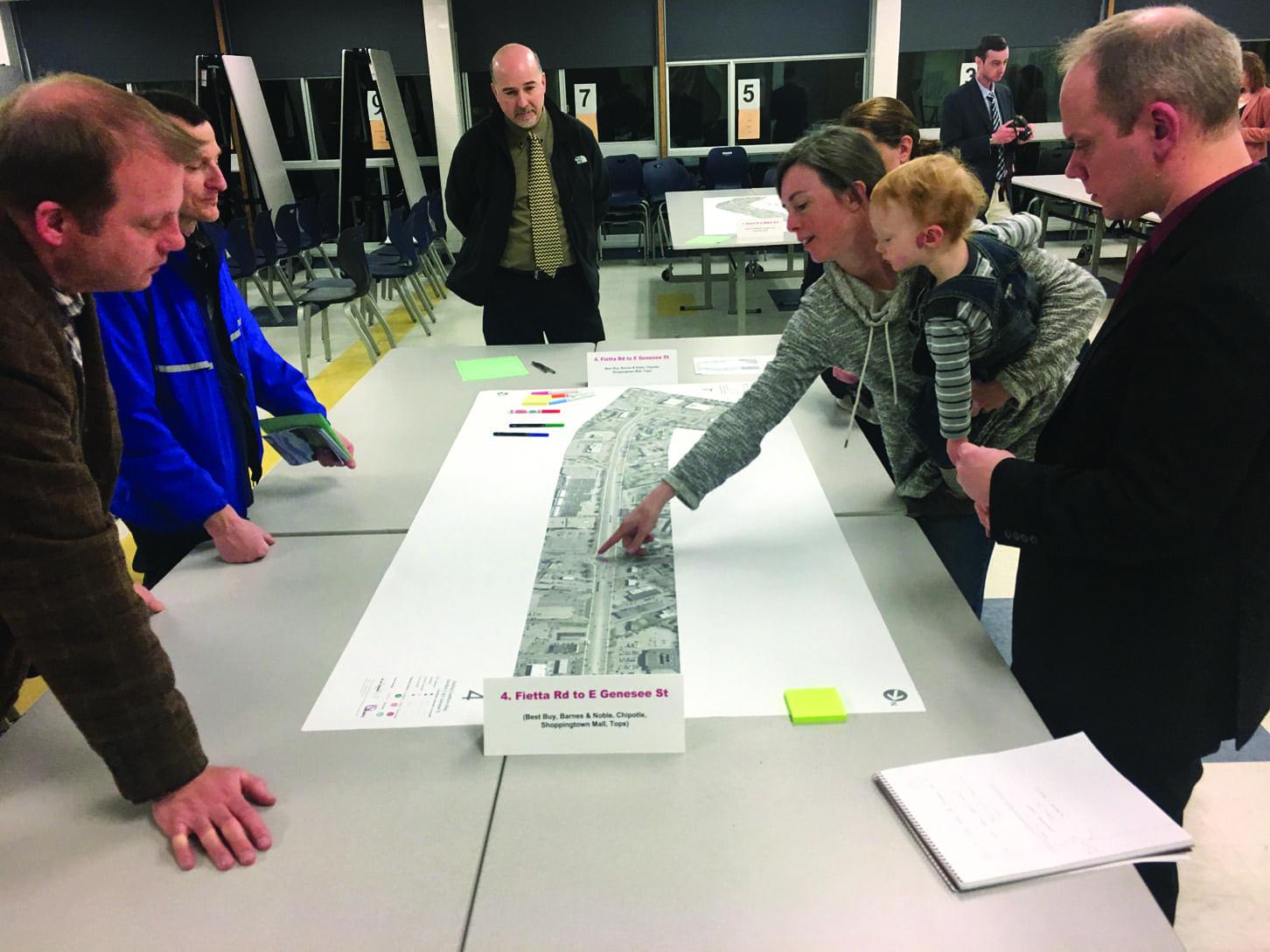 Erie Boulevard pedestrian safety studied