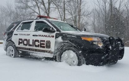 Local emergency service organizations report less accidents during nor'easter