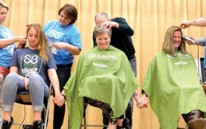St. Baldrick's raises over $25K for cancer research