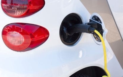 Cuomo announces campaign to install car charging stations
