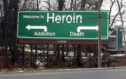 Continuing to fight the local heroin epidemic