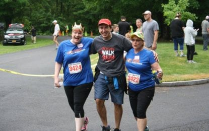 25th Annual AIDS Walk/Run takes place June 4
