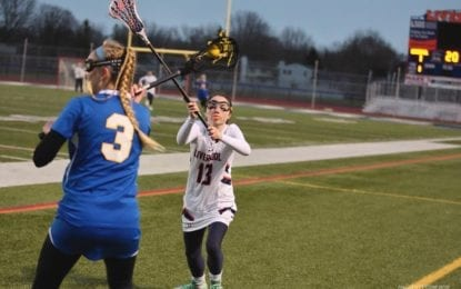 Girls lacrosse Warriors start 1-1