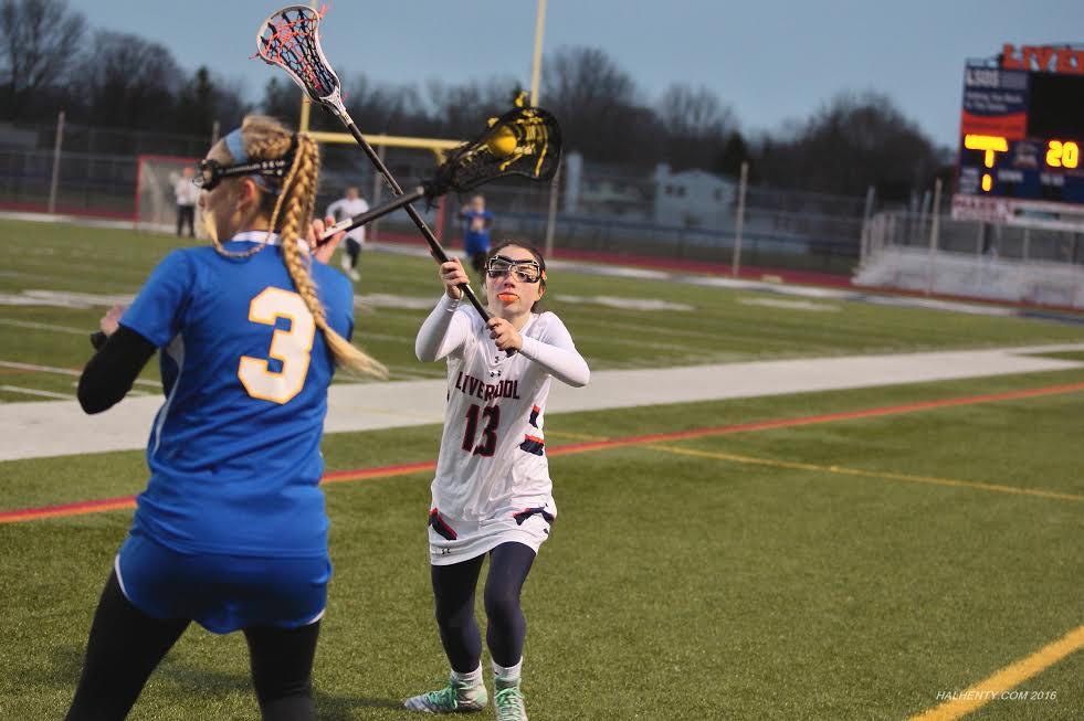 Girls lacrosse Warriors start 1-1