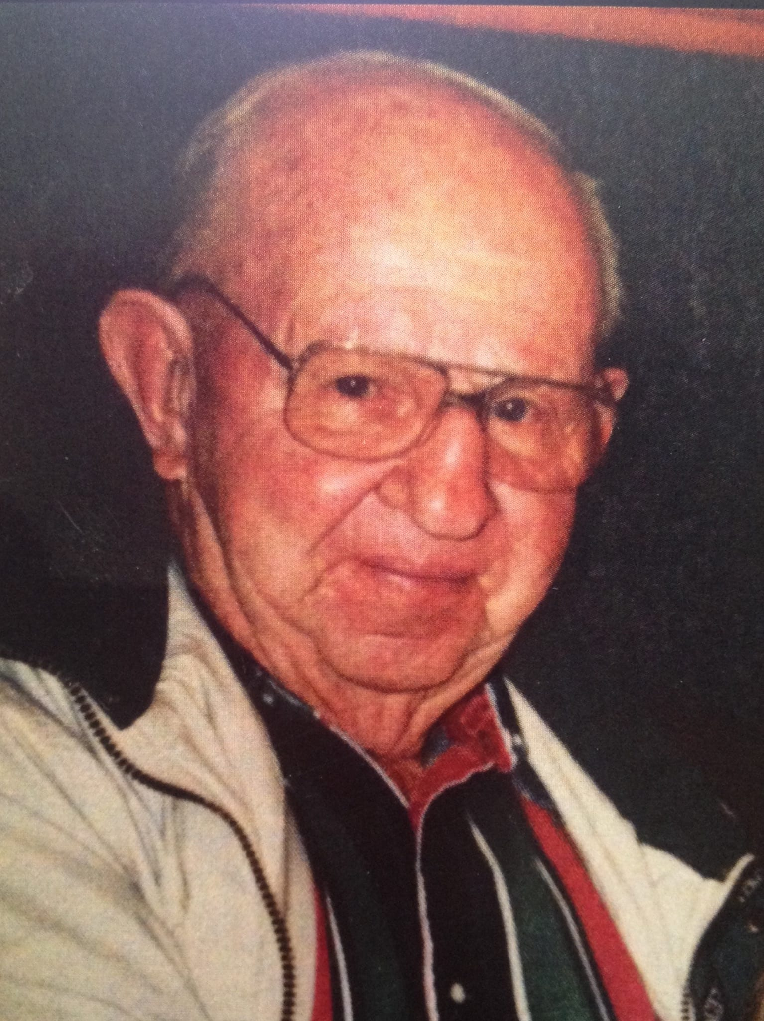 James M. Murphy, 95