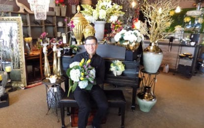 Backyard Garden Florist celebrates 25 years in business