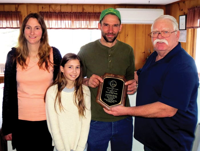 Murphy Family Dairy Farm named Conservation Farm of the Year