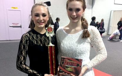 Local dance students win awards at national competition