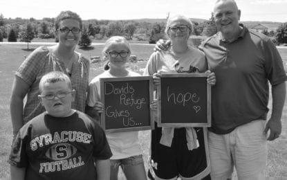 Local real estate team creates fundraiser in April for David's Refuge